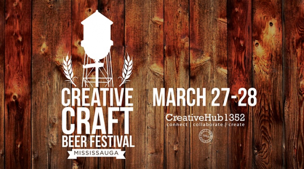 MISSISSAUGA's first ever CRAFT BEER FESTIVAL!